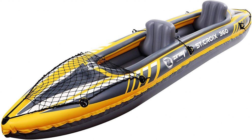 Kayak inflable Jilong St. Croix 2