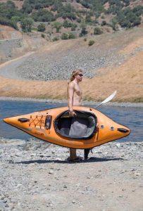 kayak gonflable Advanced Elements Lagoon 1 facile à transporter