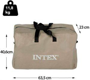 Bolsa de transporte inflable para kayak Intex Challenger K1