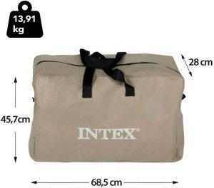 sac de transport kayak gonflable Intex Explorer K2