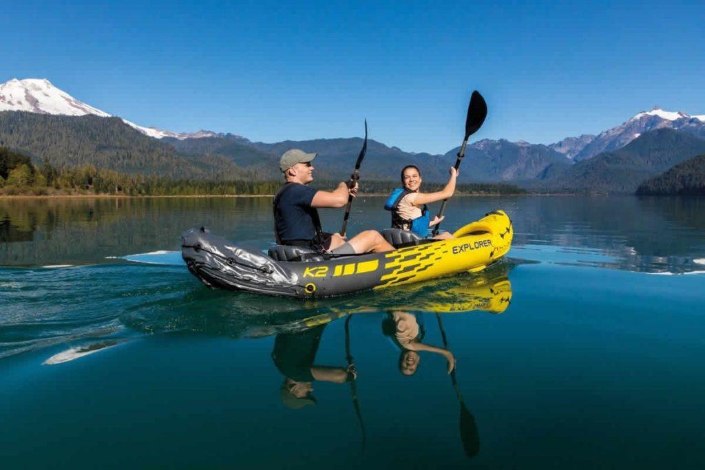 mejor kayak inflable